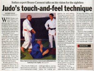Judo Clinic 2006